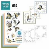 Stitch & Do 7 - Voorjaar per stuk