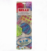 Gelli Printing Plates Set Oval, Hexagon, & Rectangle per stuk
