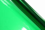 Cellofaan Kerst Groen 70 cm breed, rol van 5 meter Per stuk