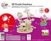 3D Puzzel Mara Feeënhuis per stuk