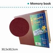 Memory - Scrapbook album 12 x 12 BURGUNDY Per stuk