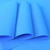 Foamiran Azuurblauw - 0,8mm - Flower Foam vanaf