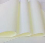Foamiran Ecru - 0,8mm - Flower Foam vanaf