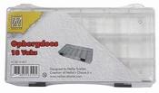 Vakkendoos met 18 vakken 20x10,5cm Per stuk