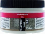 Amsterdam Gesso TRANSPARANT 250ml per stuk