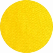 Aqua face - en body paint Bright yellow per stuk
