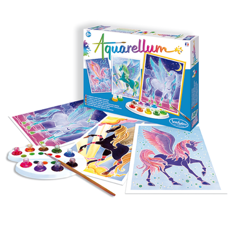 Aquarellum - Sentosphere - Eenhoorns per stuk