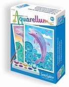 Aquarellum Mini - Sentosphère - Dolfijn per stuk