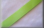 Haarlint Linde Groen, 15mm breed Per Meter