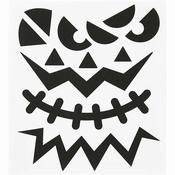 Stickers - Fancy Haloween per stuk