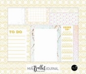 Bullet Journal Sticky Notes - NUR 460 per stuk