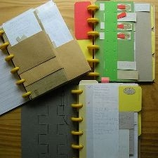 Binding - Happy Planner - ADOC - Atoma - ARC