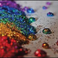 Glitter / Parels / Strikjes