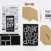 Handletteren   Kalligrafie