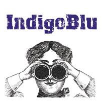 Indigo Blu - Rubber stempels