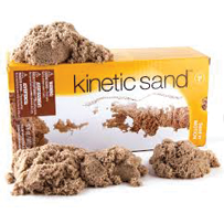 Kinetic Sand - Moon Sand - Dynamic Sand