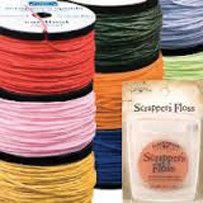 Masking Tape - Scrappers Floss - Bakers Twine