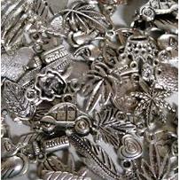 Metaallook Zilver