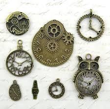 Steampunk | Klokken | Cijfer | Gear