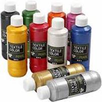 Textielverf   Spray   Leerverf