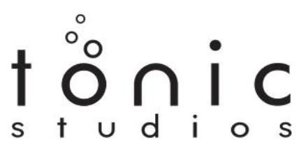 Tonic studio - NUVO